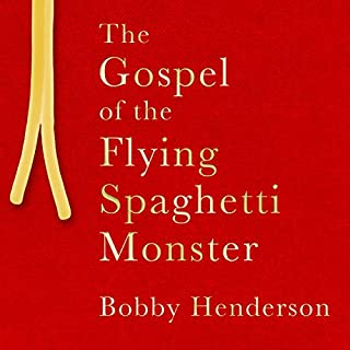 The Gospel of the Flying Spaghetti Monster Titelbild