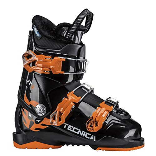 Moon Boot Tecnica JT3 Junior Flex 45 Bottes de Ski pour Enfant, MP22.0 EU35.5