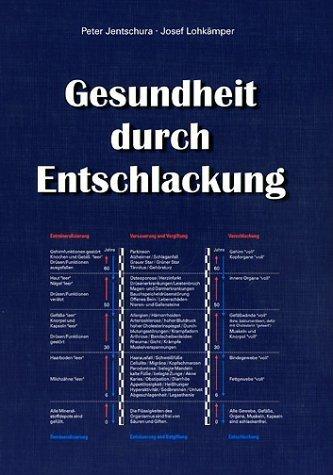 Gesundheit durch Entschlackung: Schlackenlösung, Neutralisierung von Giften und Säuren, Ausscheidung von Peter Jentschura Ausgabe 16 (1998)