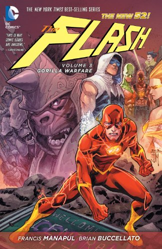 The Flash Vol. 3: Gorilla Warfare (The New 52) (English Edition ...