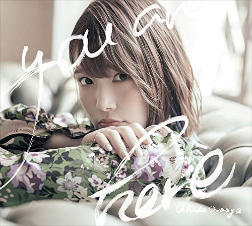 【Amazon.co.jp限定】you are here[BD付・初回限定盤](CD+BD+PHOTOBOOK)(デカジャケット・BD付初回限定盤バージョン+チケットファイル付き)
