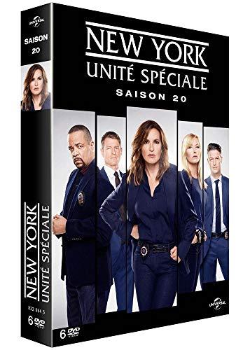 New York, unité spéciale-Saison 20