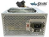 SHARK TECHNOLOGY 600W 120mm Cooling Fan Single Rail +12V ATX Power Supply...