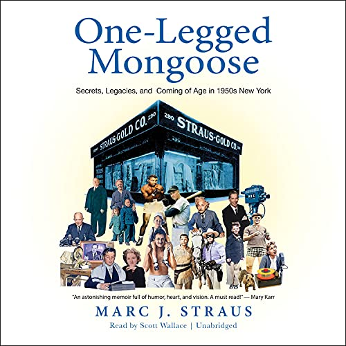 One-Legged Mongoose cover art