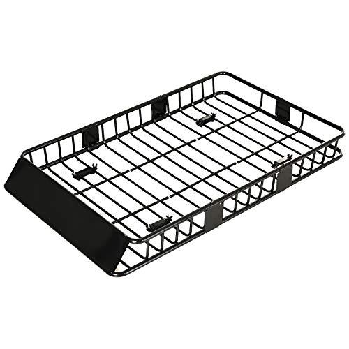 HOMCOM Dachkorb Auto Universal Bild