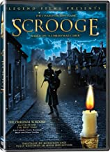 Scrooge - In COLOR! Also Includes the Original Black-and-White Version which has been Beautifully Restored and Enhanced!