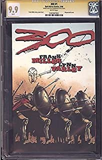 300#1 SS CGC 9.9 Signed And Sketched By