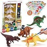 Tacobear Dinosaurio Pintar Juegos para Niños Dinosaurio Figuras para...