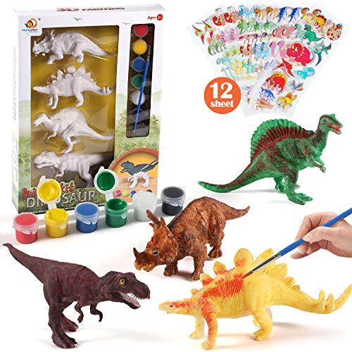 Tacobear Dinosaurio Pintar Juegos para Niños Dinosaurio