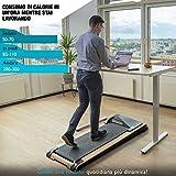 Zoom IMG-1 sportstech tapis roulant scrivania dft200