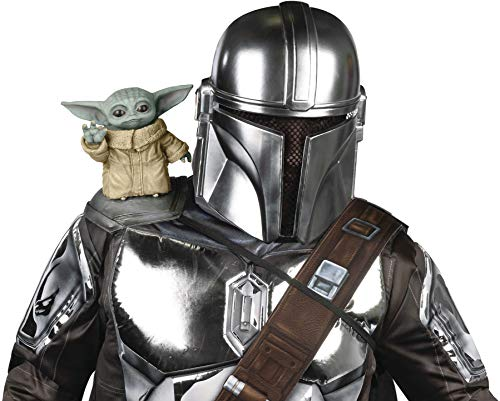 Rubie's Star Wars The Mandalorian The Child Shoulder Sitter Costume Accessory, One Size