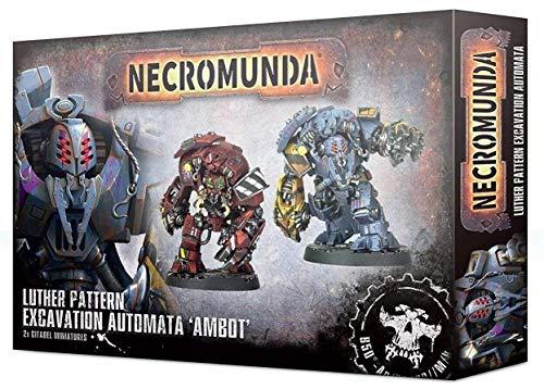 Games Workshop Necromunda: Ambot Automata
