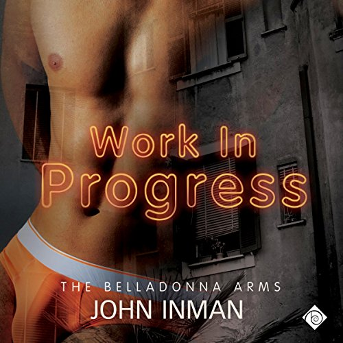 Work in Progress audiobook cover art