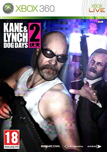 Koch Media Kane & Lynch 2: Dog Days Xbox 360 ESP videogioco