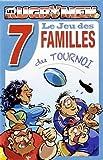 JEU DES 7 FAMILLES RUBYMEN