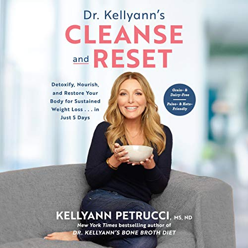 Dr. Kellyann's Cleanse and Reset Titelbild