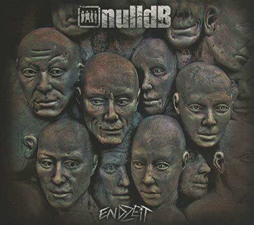 nulldB: Endzeit (Ltd.Digipak) (Audio CD (Digipack))