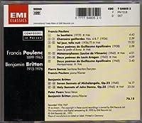 Poulenc / Britten