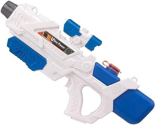XLong-toy Wasserpistole Größe Spielzeug Wasserpistolen Super Soaker Spritzen Kinder Spiel Erwachsene Sommer Party Outdoor-aktivit 48 cm Blau
