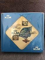 KLMオランダ航空 35周年記念 ピンバッジ