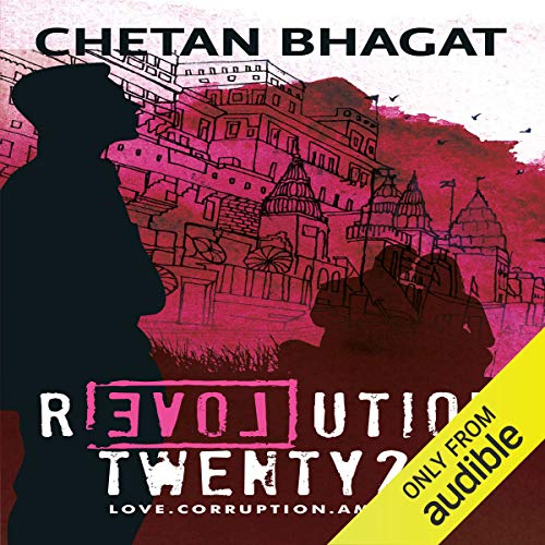 Revolution Twenty20 audiobook cover art
