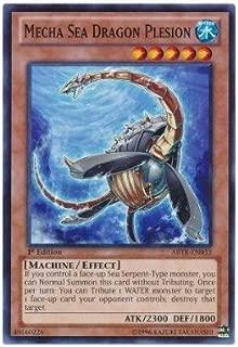 Yu-Gi-Oh! - Mecha Sea Dragon Plesion (ABYR-EN033) - Abyss Rising - 1st Edition - Common