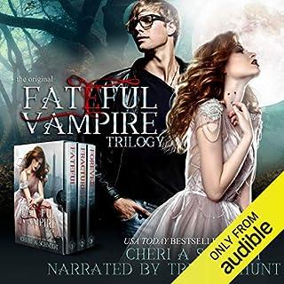 The Fateful Vampire Trilogy audiobook cover art