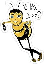 Hik kal Shop Bee Movie ya Like Jazz Stickers (3 Pcs/Pack)