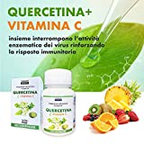 Zoom IMG-1 quercetina 200mg con vitamina c