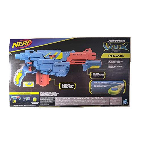 Nerf Vortex VTX Praxis Blaster Exclusive