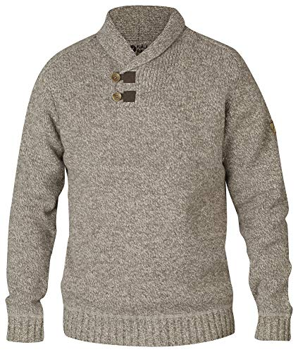 Fjallraven - Men's Lada Sweater, Fog, L