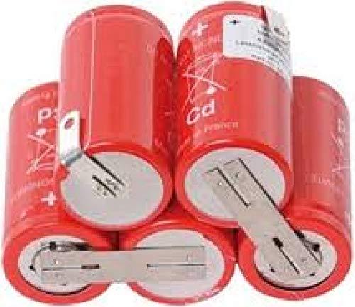 Batterie Akku für ULO Box EBL 801 6V Originalteil Mofa Moped
