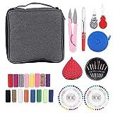 Arreglos de ropa de emergencia, suministros de costura para el hogar, bricolaje, mini para niñas pequeñas para coser a mano