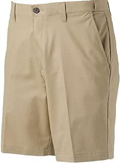 Men's Classic Fit Easy Care Stretch Flex Waist Flat Front Shorts