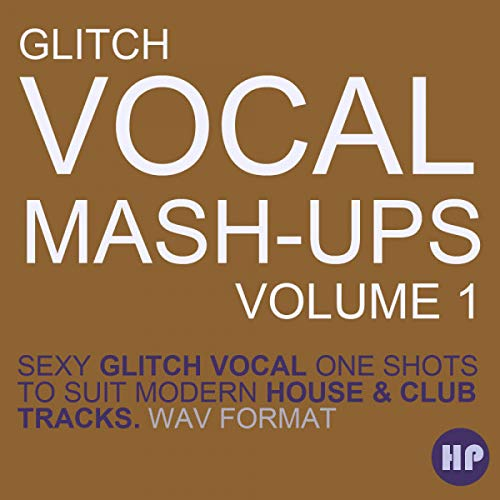 Glitch Vocal Mash Up - 100s de fragmentos de voz picados | DVD non BOX
