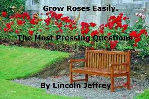 Grow Roses Easily: Rose History, Types of Roses, Site Choice, Pests and Diseases. by [Lincoln Jeffrey]