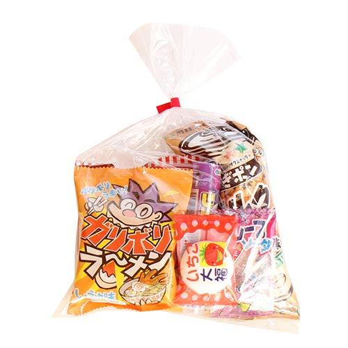 220円 お菓子 詰め合わせ(Aセット) 袋詰め(6種・計6コ) おかしのマーチ