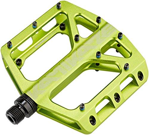 Sixpack Pedale Kamikaze 2.0 Green, Electric-Grün, Standardgröße