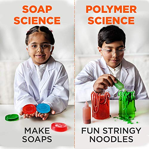 Einstein Box Science Experiment Kit | Chemistry Kit |Soap Making Kit | Toys for Boys and Girls Aged 6-12 Years | Birthday Gift Set for Girls & Boys... 4