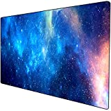 Gaming Mouse Pad Customized Extended Large Desk Mat Non-Slip Mouse Mat (120x40 Sky)