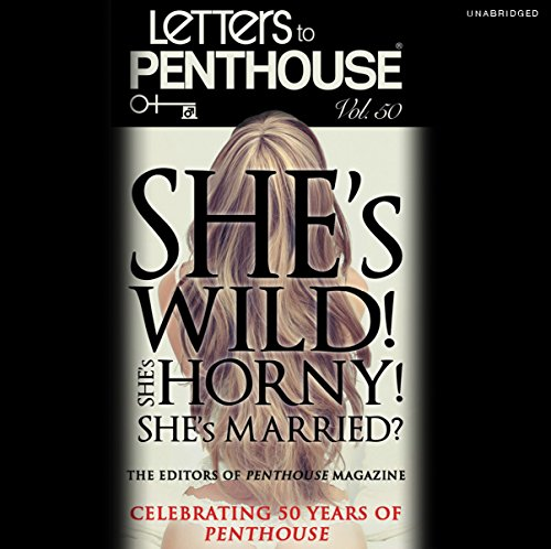 Letters to Penthouse Vol. 50 audiobook cover art