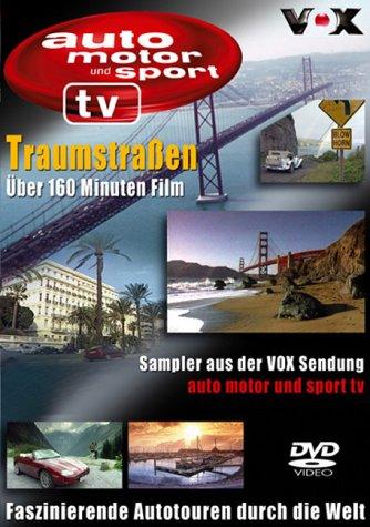 auto motor und sport tv - Traumstraßen