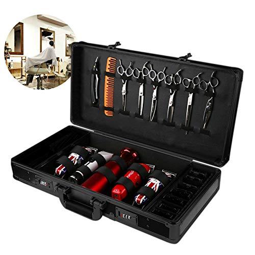 Bolsa de viaje portátil multifuncional para peluquería, maletín de viaje, organizador de peluquería, bolsa de herramientas para barbero
