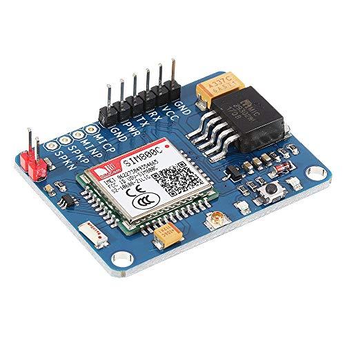 LTH-GD Relais GPRS GSM Module SIM Module sans Fil TTL Board de développement Remplacer sim900a avec Une antenne IPX 2.4G IPX SIM800C commutateur de Relais WiFi