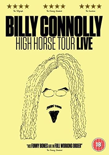 Billy Connolly: High Horse Tour [DVD] UK-Import, Sprache-Englisch