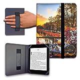 Funda para Libro electrónico eReader eBook de 6 Pulgadas - Woxter, Tagus, BQ, Energy, SPC, Sony, Inves, Papyre, Wolder, Nolim - 6' Universal - elástico (61)