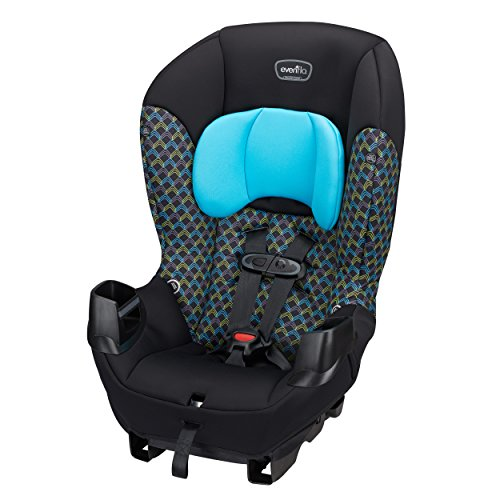 Best Review Of Evenflo Sonus Convertible Car Seat, Boomerang Blue