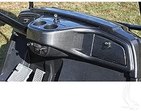 Yamaha Drive Golf Cart Custom Dash - Carbon Fiber for 2007-2016