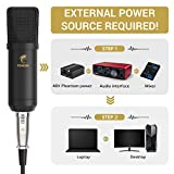 Zoom IMG-1 microfono a condensatore tonor professionale