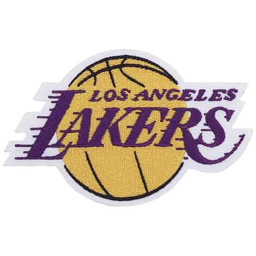 Los Angeles Lakers Primary Team Logo Patch